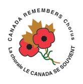 Canada Remembers Chorus logo
